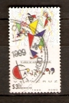 Stamps Mexico -  CARNAVAL