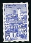 Stamps Spain -  Patrimonio mundial de la Humanidad