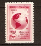 Stamps Dominican Republic -  UPAEP