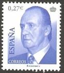 Stamps Spain -  4089 - juan carlos I