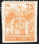 Sellos de Europa - España -  sello fiscal