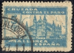 Stamps : Europe : Spain :  Mallorca Cruzada contra el Paro