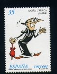 Stamps Europe - Spain -  doña urraca