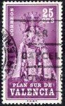 Stamps of the world : Spain :  Plan Sur de Valencia