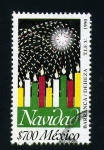 Stamps of the world : Mexico :  navidad