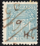 Sellos de Europa - España -  Telégrafos