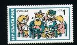 Stamps Europe - Bulgaria -  niños jugando