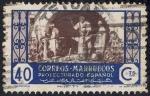 Sellos del Mundo : Europa : Marruecos : Protectorado Español de Marruecos