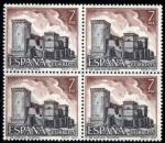 Stamps Spain -  1977 B4 Turismo grupo XI Edifil 2421