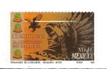 Stamps Mexico -  CUAUHTEMOC