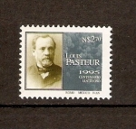 Stamps of the world : Mexico :  LOUIS  PASTEUR