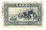 Stamps Morocco -  Rabat