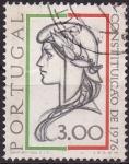 Stamps Portugal -  Constitución de 1976