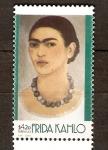 Stamps Mexico -  FRIDA  KAHLO