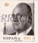 Sellos de Europa - España -  D. Juan Carlos I