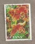 Sellos del Mundo : America : Guyana : 700 Aniv Confederación Helvética