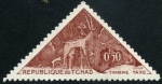 Stamps Africa - Chad -  Pinturas rupestres