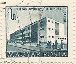 Stamps Hungary -  KILIÁN GIÜRGY ÚTI ISKOLA