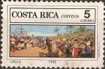 Stamps Costa Rica -