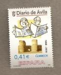 Stamps Spain -  Periódicos