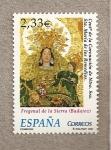 Sellos de Europa - España -  I Centenario coronacion virgen de los Remdios