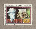 Sellos del Mundo : Africa : República_Democrática_del_Congo :  Nansen, Premio Nobel de la Paz 1922