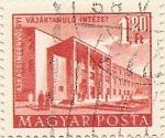 Stamps Hungary -  VÁJÁRTANULO INTÉZET