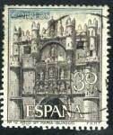 Stamps Spain -  Arco Santa Maria Burgos