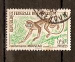 Stamps Cameroon -  MONO  MOSTACHUDO
