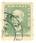 Sellos de America - Brasil -  Rui Barbosa