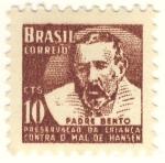Stamps America - Brazil -  Padre Bento