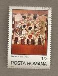 Stamps Romania -  Dibujos infantiles