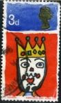 Sellos de Europa - Reino Unido -  Dibujo infantil