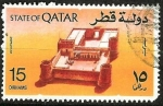 Sellos del Mundo : Asia : Qatar : Fortaleza