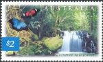 Stamps : Oceania : Australia :  Trópicos húmedos de Queesland