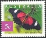 Stamps : Oceania : Australia :  Trópicos húmedos de Queesland (fauna)