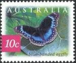Stamps Australia -  Trópicos húmedos de Queesland (fauna)