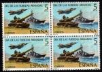 Stamps Spain -  Dia Fuerzas Armadas
