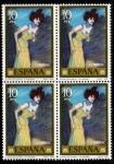 Stamps Spain -  Picasso: El final del numero