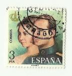 Stamps : Europe : Spain :  SSMM los Reyes de España