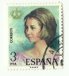 Stamps : Europe : Spain :  Reina Sofía