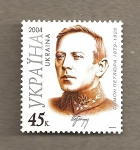 Stamps Europe - Ukraine -  Simon Petliura, héroe de la independencia