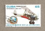 Stamps Cuba -  Centenario de la aviación