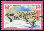 Stamps : Asia : Afghanistan :  Fauna