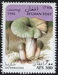 Stamps Afghanistan -  Setas