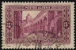 Stamps Algeria -  Mezquita de Djemmá el Kebir, la más antigua de Argel.