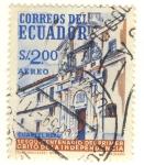 Sellos del Mundo : America : Ecuador : Sesquicentenario del primer grito de la independencia