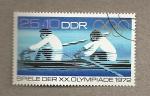 Stamps Germany -  XX Juegos Olimpicos 1972