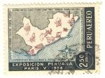 Sellos de America - Perú -  Exposicion Peruana 1958