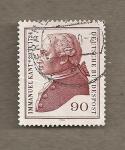 Sellos de Europa - Alemania -  Emanuel Kant, filósofo